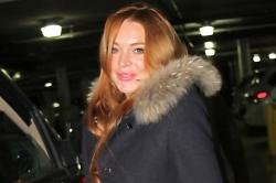 Lindsay Lohan has crush on Prince Harry