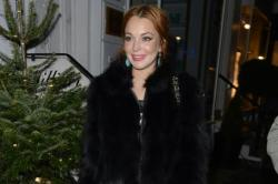 Lindsay Lohan Struggles with Boredom When Not Working