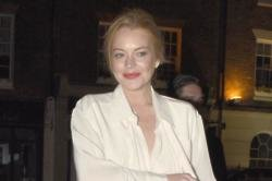 Lindsay Lohan Claims She One Turned Down Harry Styles