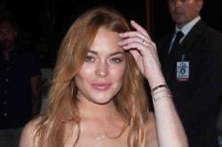 Lindsay Lohan Says It Was 'Cruel' That Lovers List Was Made Public