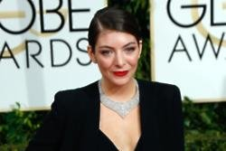 Lorde's release nerves