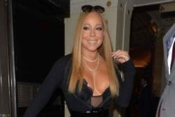 Mariah Carey has an entire room full of lingerie