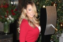 Mariah Carey robbed