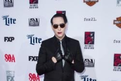 Marilyn Manson's album inspired by Rihanna