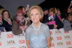 Mary Berry breaks Bake Off silence