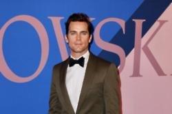 Matt Bomer to teach sons 'manners and respect'