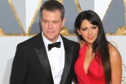 Matt Damon Never Leaves His Family For More Than Two Weeks