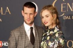 Lily James reveals frustrations of dating a celebrity