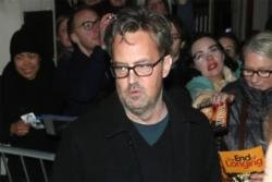 Matthew Perry beat up Canadian PM