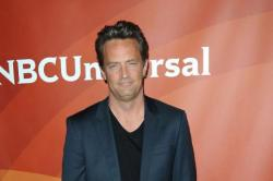 Matthew Perry: I Didn't Start the Friends Reunion Rumour