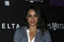 Meghan Markle is staying with Prince Harry in London
