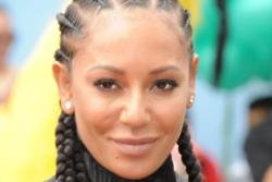 Mel B pays tribute to her late father