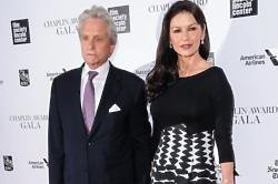 Catherine Zeta-Jones barely coped with Michael Douglas' cancer diagnosis