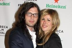 Nathan Followill and wife Jessie Baylin