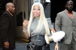Nicki Minaj Brands Steven Tyler Racist
