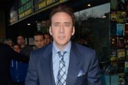 Nicolas Cage suffers ankle break on film set