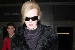 Nicole Kidman Ditches Botox