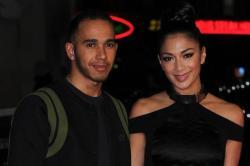 Nicole Scherzinger Plans Getaway with Lewis Hamilton