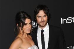 Ian Somerhalder threw his wife's birth control pills