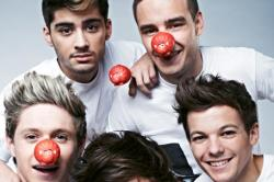 One Direction Filmed Part of Their New Film in the Toilets at BRIT Awards