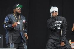 Outkast at Wireless festival