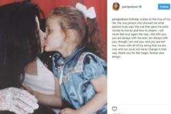 Paris Jackson pays birthday tribute to Michael Jackson