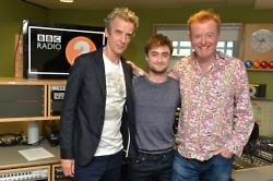 Peter Capaldi on The Chris Evans Breakfast Show