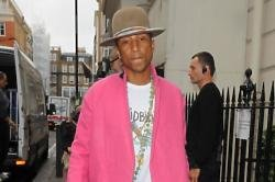 Pharrell Williams certainly likes to make his own fashion statements