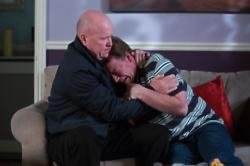 Phil Mitchell and Ian Beale