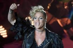 Pink was nicknamed after her own vagina