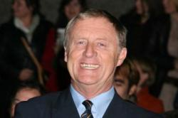 Presenter Chris Tarrant