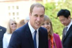 Prince William in Oxford