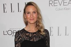 Renée Zellweger is happy with what people are saying about her