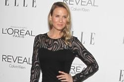 Renee Zellweger at Home With Boyfriend