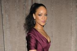 Rihanna Says TV Saves Her Life