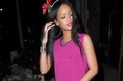 Rihanna thinks Vince Vaughn is hot