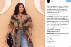 Rihanna helps fan through heartbreak