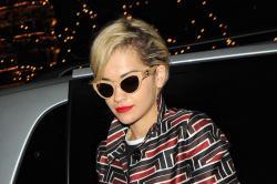 Rita Ora is New Face of Material Girl