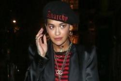Rita Ora writes secret film script