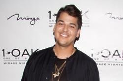 Rob Kardashian is 'doing great'