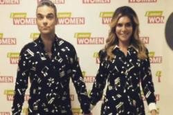 Robbie Williams and Ayda Field sexual harassment case dropped