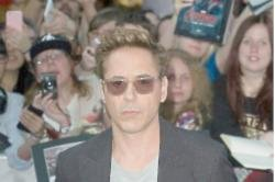 Avengers Robert Downey Jr