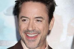 Robert Downey Jr Welcomes Son