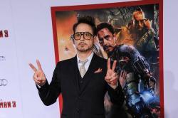Robert Downey Jr Wishes He'd Had Better Discipline
