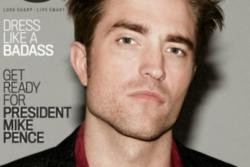 Robert Pattinson wanted to 'disappear'