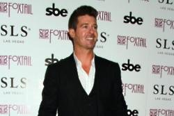 Robin Thicke refuses to see son
