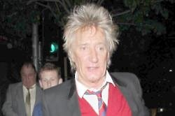 Rod Stewart Thinks Ronnie Wood Should Have A Vasectomy