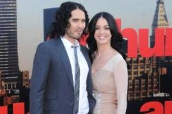 Russell Brand wants to be friends with ex Katy Perry
