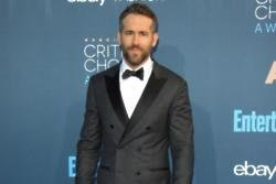 Ryan Reynolds jokes he's leaving his family behind