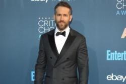 Ryan Reynolds jokes he's leaving his family behind
